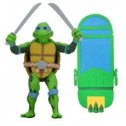 Teenage Mutant Ninja Turtles: Turtles in Time Serie 1 Actionfigur Leonardo (18 cm)