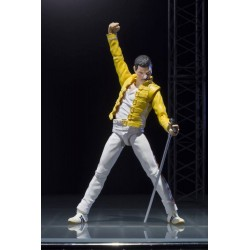 Queen Freddie Mercury S.H. Figuarts Actionfigur (14 cm)