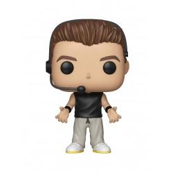 NSYNC Funko POP! Rocks Vinyl Figur JC Chasez (10 cm)
