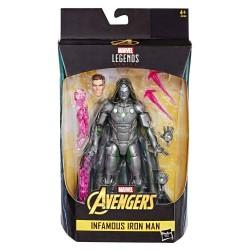 Marvel Legends Actionfigur Infamous Iron Man (15 cm) (Exclusive)
