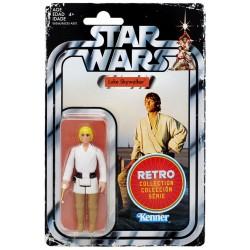 Star Wars The Retro Collection Wave 1 Actionfigur Luke Skywalker (10 cm)