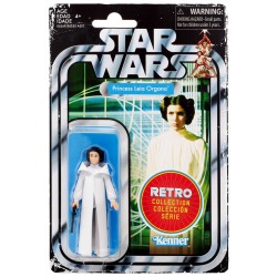 Star Wars The Retro Collection Wave 1 Actionfigur Princess Leia Organa (10 cm)