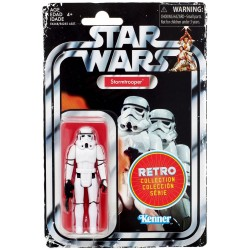 Star Wars The Retro Collection Wave 1 Actionfigur Stormtrooper (10 cm)