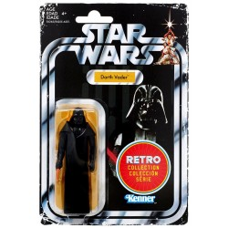 Star Wars The Retro Collection Wave 1 Actionfigur Darth Vader (10 cm)