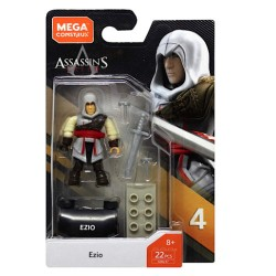Assassin's Creed Mega Construx Actionfigur Ezio
