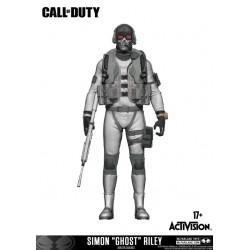 Call of Duty Actionfigur Simon 'Ghost' Riley Variant (15 cm) (Exclusive)