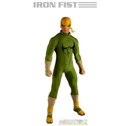 Marvel Actionfigur One:12 Iron Fist (17 cm)