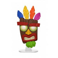 Crash Bandicoot POP! Games Vinyl Figur Aku Aku (10 cm)
