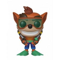 Crash Bandicoot POP! Games Vinyl Figur Scuba Crash (10 cm)