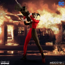 DC Comics Actionfigur One:12 Harley Quinn (Deluxe Edition) (16 cm)