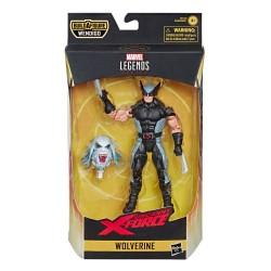 """Marvel Legends Series 01 'X-Force' Actionfigur Wolverine 6"""" (15 cm)"""