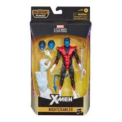 "Marvel Legends Series 01 'X-Force' Actionfigur Nightcrawler 6"" (15 cm)"