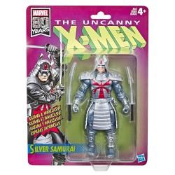 Marvel Legends Uncanny X-Men Retro Wave 1 Actionfigur Silver Samurai (15 cm)
