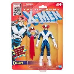 Marvel Legends Uncanny X-Men Retro Wave 1 Actionfigur Cyclops (15 cm)