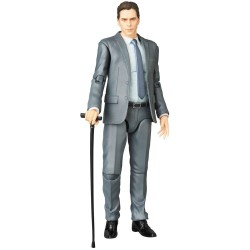The Dark Knight Movie MAFEX Actionfigur Bruce Wayne (16 cm)