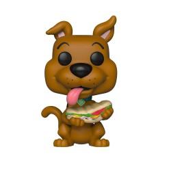 Scooby Doo POP! Animation Vinyl Figur Scooby Doo with Sandwich (10 cm)