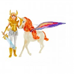 She-Ra and the Princesses of Power She-Ra Puppe & Swift Wind (29 cm)