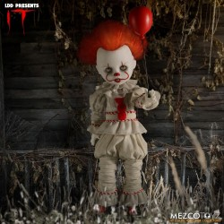 Living Dead Dolls Stephen Kings ES (Remake) Puppe Pennywise (25 cm)
