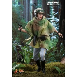 Star Wars Episode VI Movie Masterpiece Actionfigur 1/6 Princess Leia (27 cm)