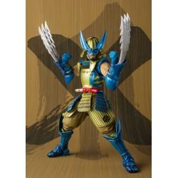 Marvel Comics Meisho Manga Realization Actionfigur Muhomono Wolverine (18 cm)