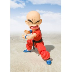 Dragonball S.H. Figuarts Actionfigur Kuririn (The Early Years) (10 cm)
