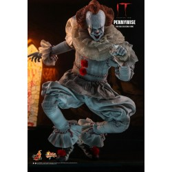 Es Kapitel 2 Movie Masterpiece Actionfigur 1/6 Pennywise (32 cm)