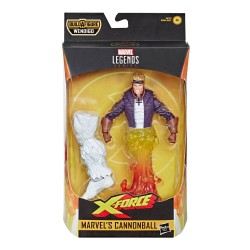 "Marvel Legends Series 01 'X-Force' Actionfigur Cannoball 6"" (15 cm)"