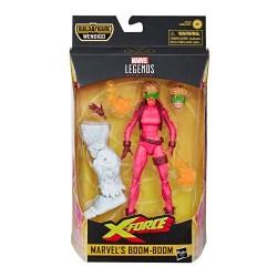 "Marvel Legends Series 01 'X-Force' Actionfigur Boom-Boom 6"" (15 cm)"