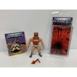 Masters of the Universe Original Mattel Vintage Actionfigur Zodac (komplett) inkl. Mini Comic & Schutzhülle