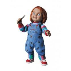 Chucky 2 - Die Mörderpuppe ist wieder da MAFEX Actionfigur Good Guys Chucky (13 cm)