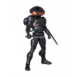 Aquaman MAFEX Actionfigur Black Manta (16 cm)