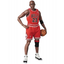 NBA MAFEX Actionfigur Michael Jordan (Chicago Bulls) (17 cm)