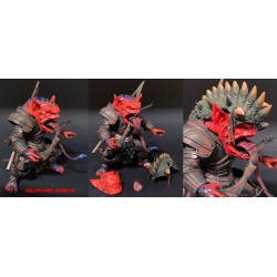 "Mythic Legions 'Arethyr' Actionfigur Helphyre Goblin 6"" (15 cm)"