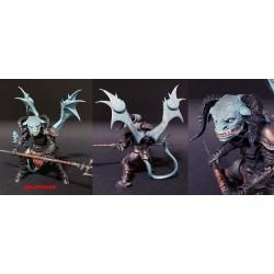 """Mythic Legions 'Arethyr' Actionfigur Malepharr 6"""" (15 cm)"""