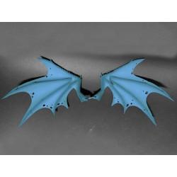 Mythic Legions 'Arethyr' Actionfiguren Zubehör-Set Blue Demonic Wings