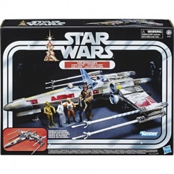 Star Wars Vintage Collection 2019 Luke Skywalker Red 5 X-Wing Fighter (Episode IV) (Exclusive)