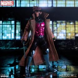 Marvel Actionfigur One:12 Gambit (17 cm)