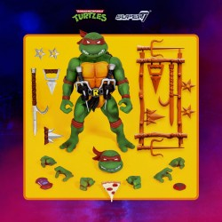 Teenage Mutant Ninja Turtles Ultimates Actionfigur Raphael (18 cm)