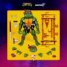 Teenage Mutant Ninja Turtles Ultimates Actionfigur Raphael (18 cm)