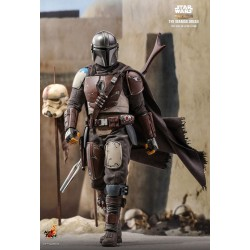 Star Wars The Mandalorian Actionfigur 1/6 The Mandalorian (30 cm)