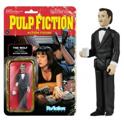 Pulp Fiction ReAction Actionfigur The Wolf (10 cm)