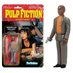 Pulp Fiction ReAction Actionfigur Marsellus Wallace (10 cm)