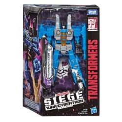Transformers Generations War for Cybertron: Siege Wave 4 2019 Voyager Class Thundercracker (18 cm)