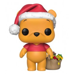 Disney Holiday POP! Disney Vinyl Figur Winnie the Pooh (10 cm)