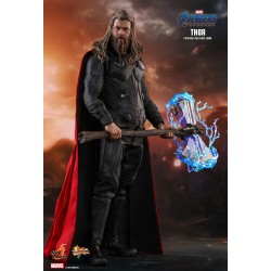Marvel Hot Toys  Avengers: Endgame Movie Masterpiece Actionfigur 1/6 Thor (32 cm)