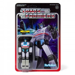 Transformers ReAction Actionfigur Wave 1 Jazz (10 cm)