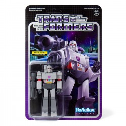 Transformers ReAction Actionfigur Wave 1 Megatron (10 cm)