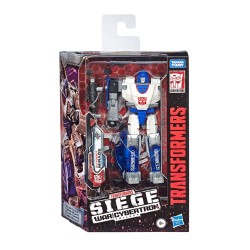 Transformers Generations War for Cybertron: Siege Wave 4 2019 Deluxe Mirage (15 cm)