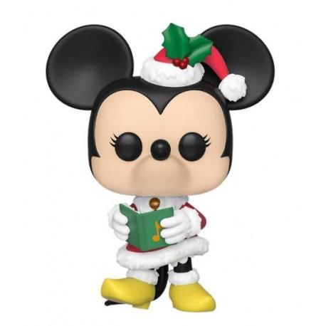 Disney Holiday POP! Disney Vinyl Figur Minnie (10 cm)
