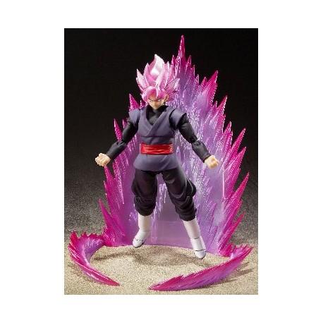 Dragon Ball Super S.H. Figuarts Actionfigur Goku Black SSJ Rose (Event Exclusive Color Ver.) (16 cm)